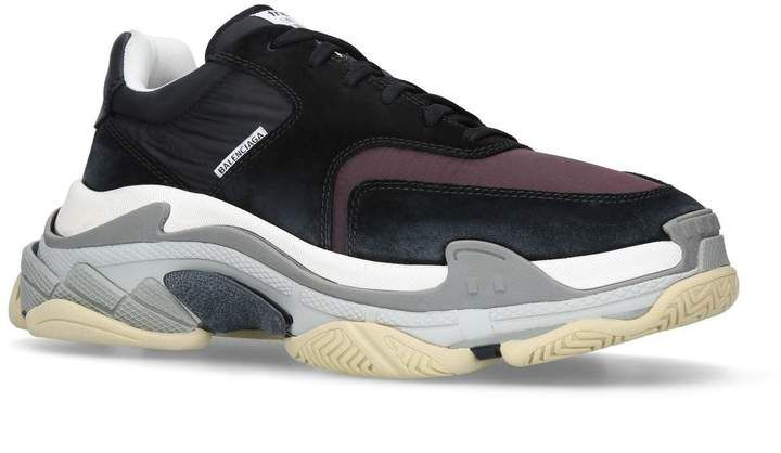 Triple S Sneakers #sneakers#Tripe
