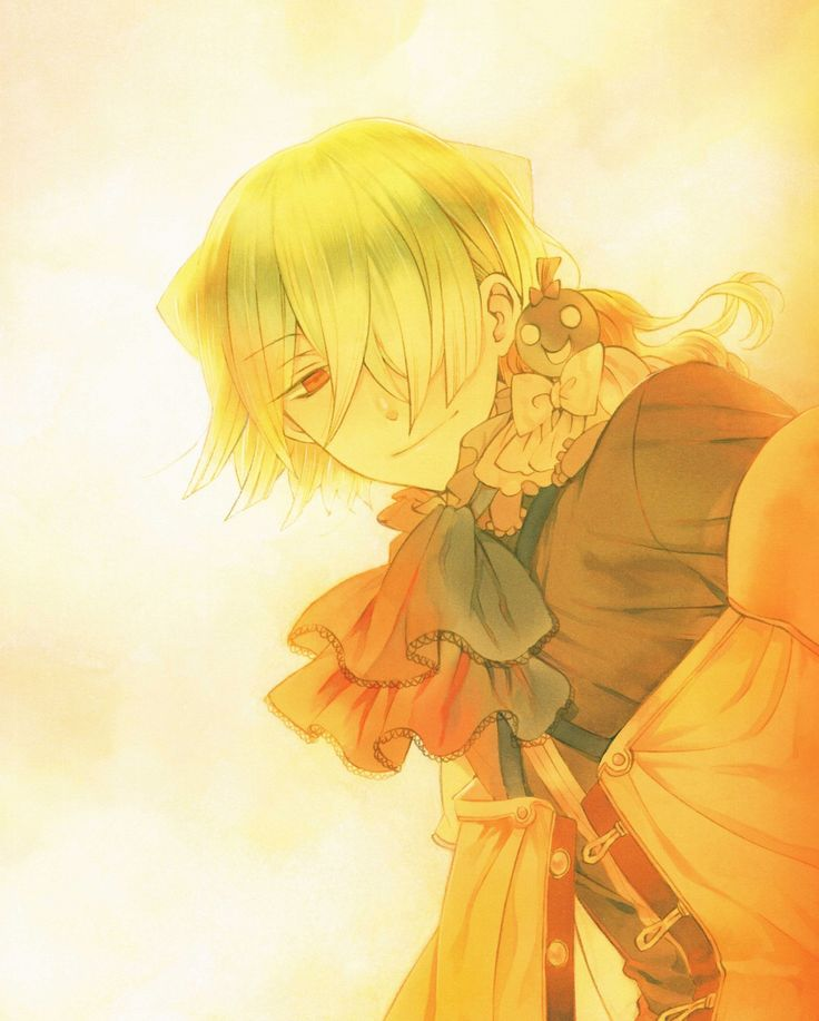 Pandora Hearts / Xerxes Break I refuse to accept the events of this last chapter!! REFUSE!!!