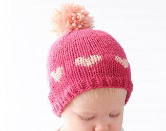Gatito gato bebé sombrero tejido patrón  patrón del sombrero