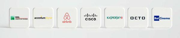 Tante aziende smart hanno scelto Filo come gadget aziendale innovativo! Many smart Corporates have chosen Filo as a smart corporate gift! sales@filotrack.com