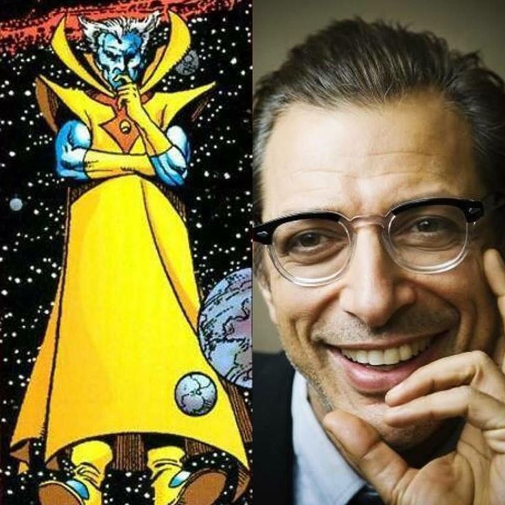 #OFFICIAL - #JeffGoldblum cast as The Grandmaster in #ThorRagnarok! Let the games begin!  #Grandmaster #Thor #Ragnarok #PlanetHulk #Gladiator
