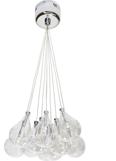Racco 10 Light LED Pendant, Pendants, Contemporary, New Zealand's Leading Online Lighting Store