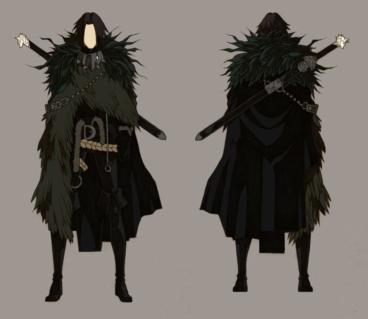The Crow Jon Snow - concept by MizaelTengu.deviantart.com on @deviantART