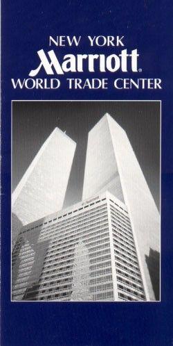Marriott World Trade Center Images