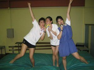 Singapore CHIJ St. Nicholas Girls' School Uniforms Pinafore  Secondary Primary