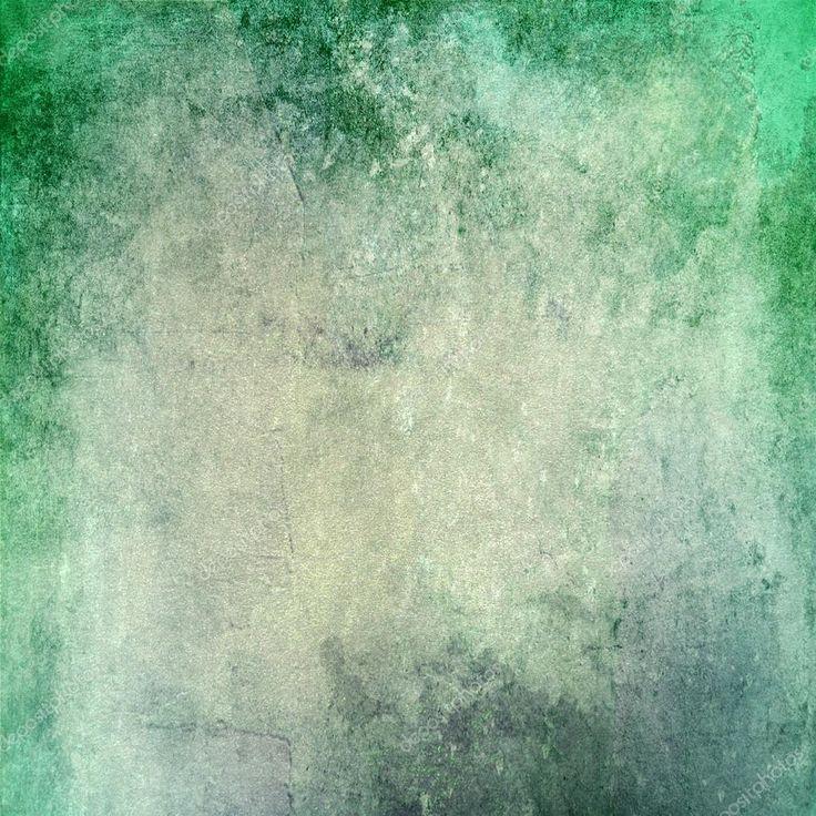 Antigua vintage Verde textura concreta para el fondo — Imagen de stock #32916457