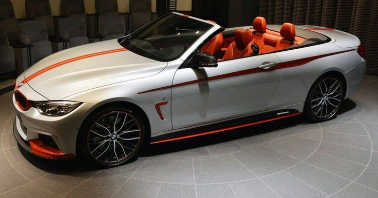 Thoughts On This Colorful BMW 435i Cabrio M Performance Model? #BMW #BMW_4_Series