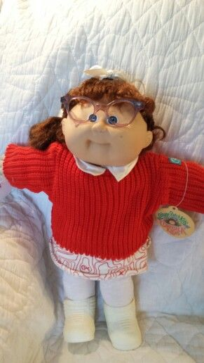 Cabbage patch kids on pinterest grow hair pacifiers and toys r us