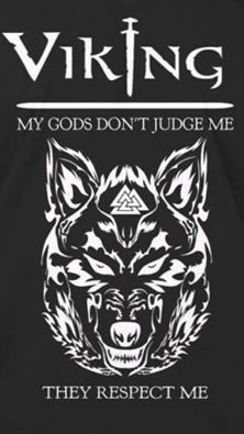 VIKING - My Gods Don't Judge Me - They Respect Me