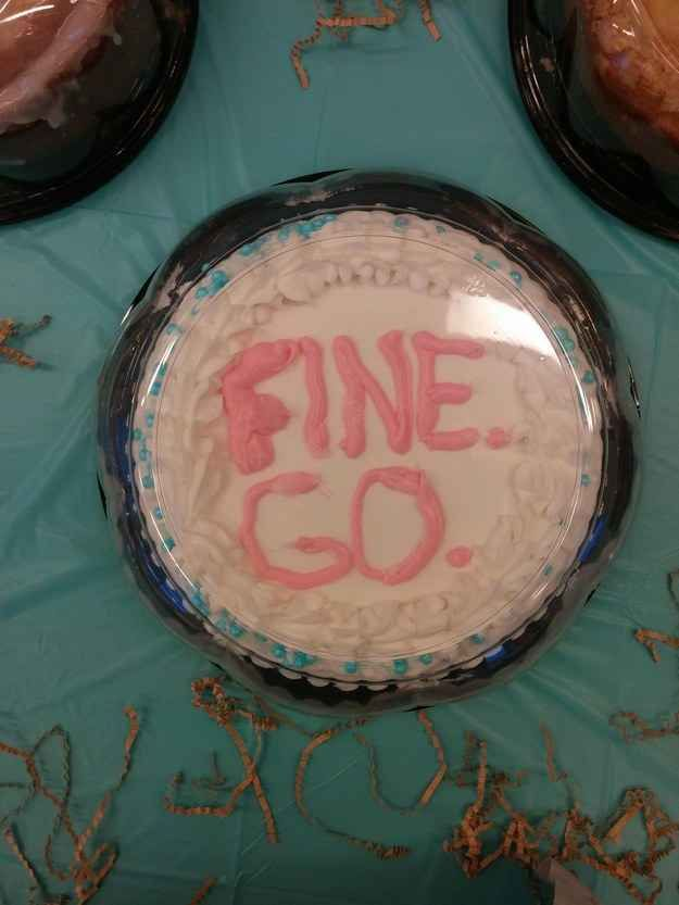 24 Brutally Honest Cakes We Can All Relate To