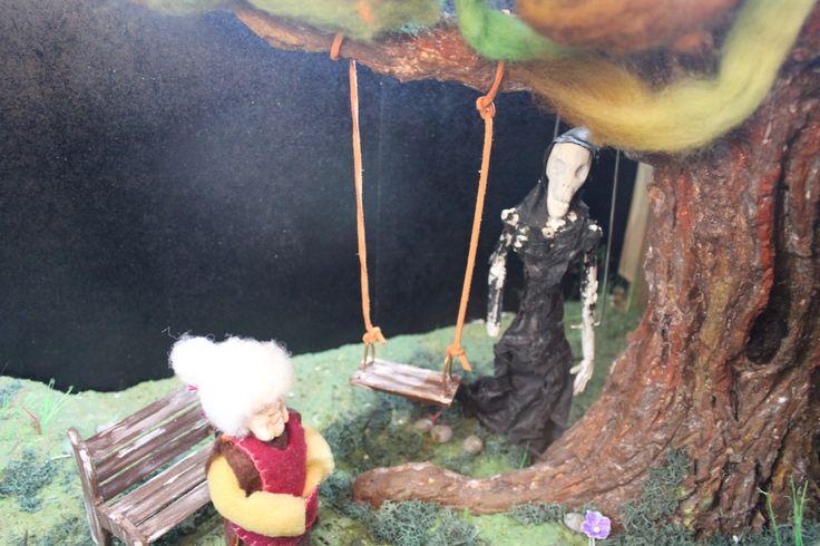 teatro en miniatura
