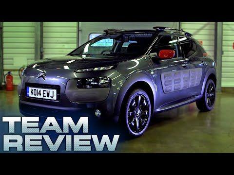 Citroën C4 Cactus 2016 - YouTube