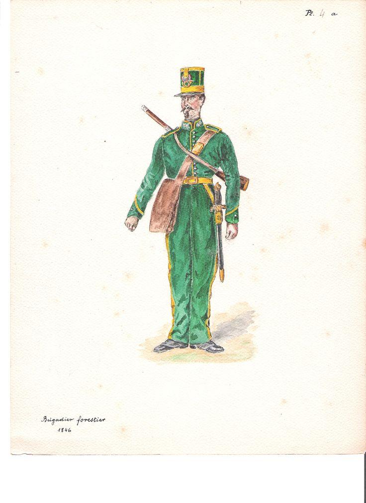 Brigadier 1846
