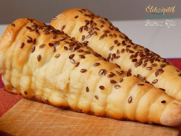 Süssünk kenyértölcsért! Tetszés szerint tölthetjük, több napra elegendő | Életszépítők