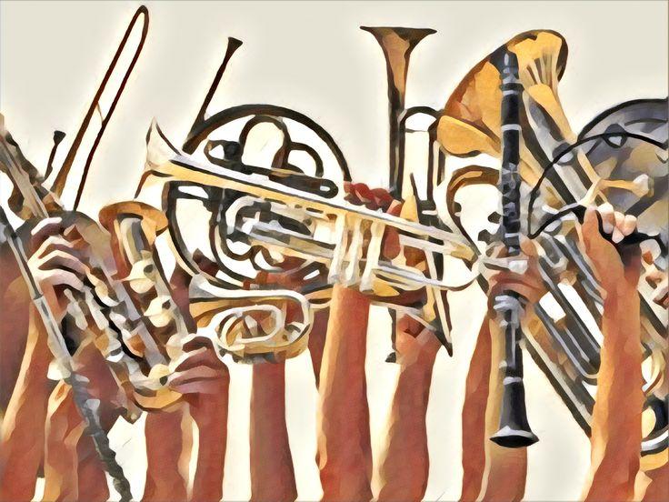 Perugia, 5 gennaio 2017. Valorizzare le bande musicali (e la loro associazione ANBIMA) e sostenere le scuole di musica aggregate: mozione in Consiglio Regionale (di Claudio Ricci).