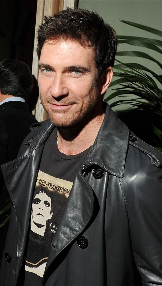 "Actor Dylan McDermott attends the after party for the Cinema Society and Dior Beauty screening of ""The Adopted"" at the Soho Grand Hotel in New York on Wednesday, March 28."