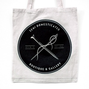 Screen printed Cotton tote bags