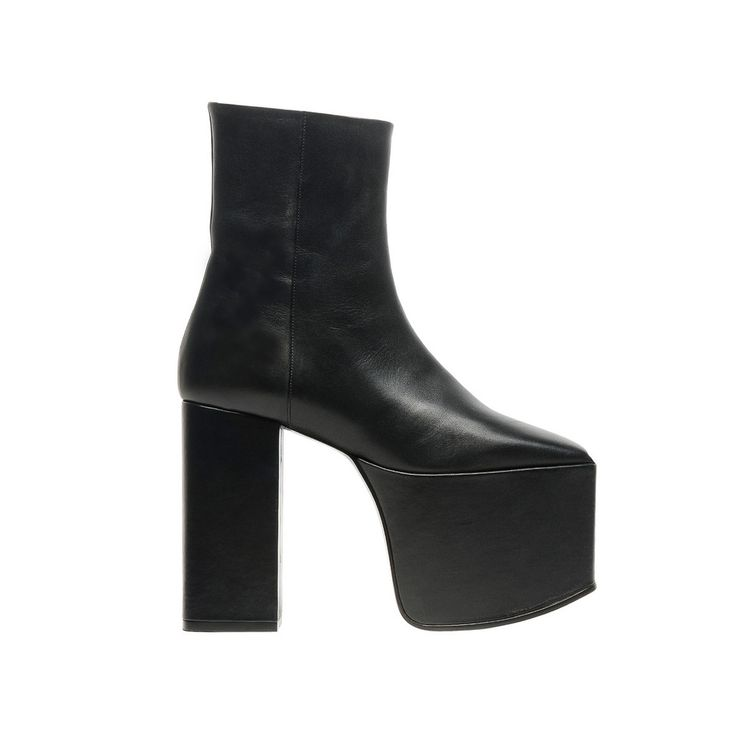BALENCIAGA Bottines Plateforme Platform Shoes D f