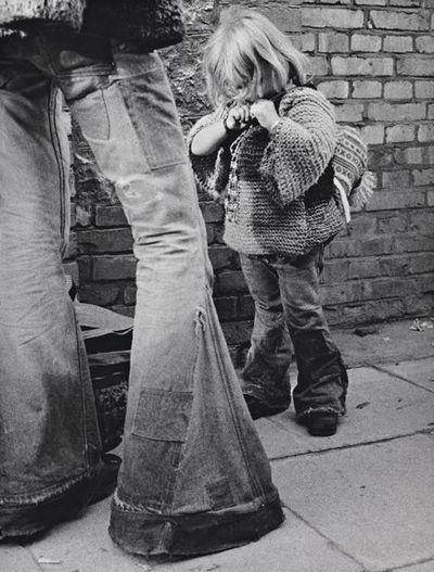 Bellbottoms  1970's