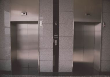 Elevators are all over the world and most of the time they work very well but there are the few occasions where they get stuck with a person inside, and if you are lucky enough it could just be you!  Let's say it happens to you, and you could choose