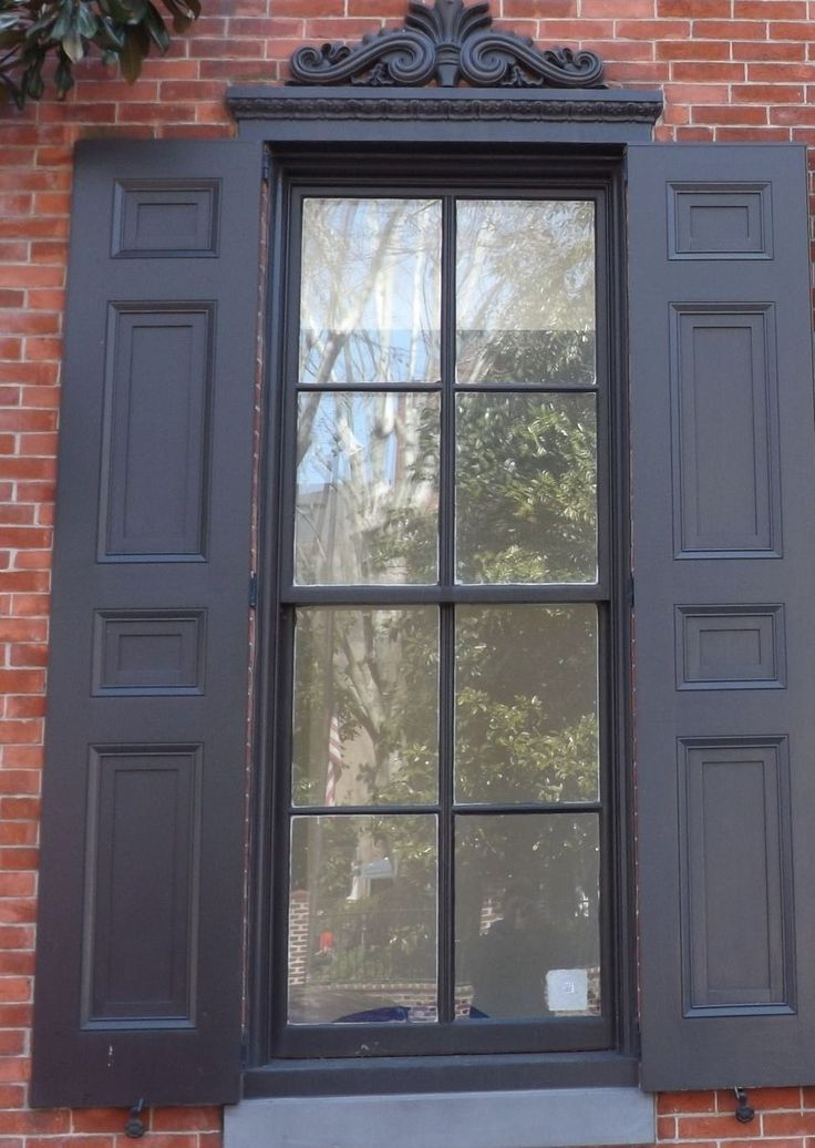 Diy Window Shutters Exterior Find This Pin And More On Exterior Diy Adapt For Barn Exterior