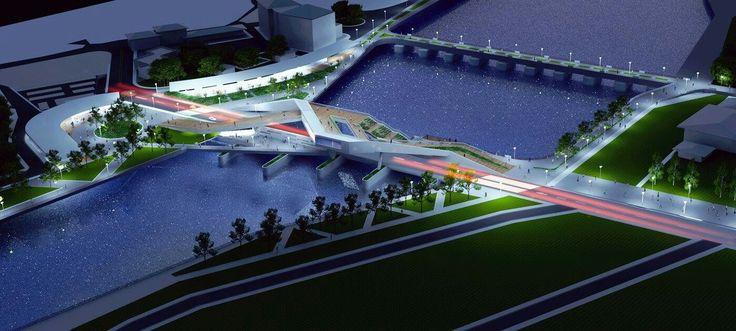 Avanos köprüsü ve çevresi mimari tasarım yarışması 2.teşvik