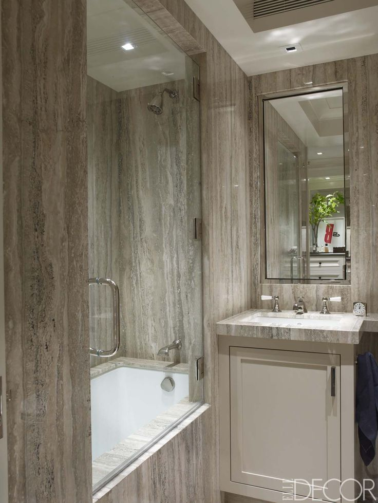 HOUSE TOUR: Inside A Stylishly Neutral New York City Apartment - ELLEDecor.com