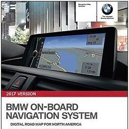 BMW Navigation MAP UPDATE 2018 LIFETIME FSC CODE+MAP DATA Europe+