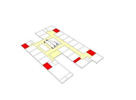 A2O ARCHITECTEN wint architectuurwedstrijd voor bouw Zorgacademie op site ZOL / AIRDECK BUILDING CONCEPTS NV en HOUBEN NV