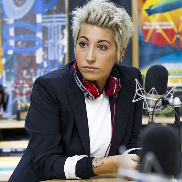 Malika #Ayane ospite a Radio Deejay