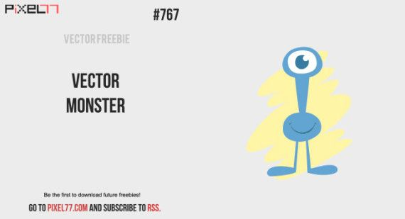 Download Vector Monster for FREE