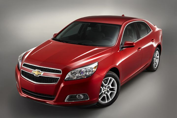 2013 #Chevy Malibu ECO #Car