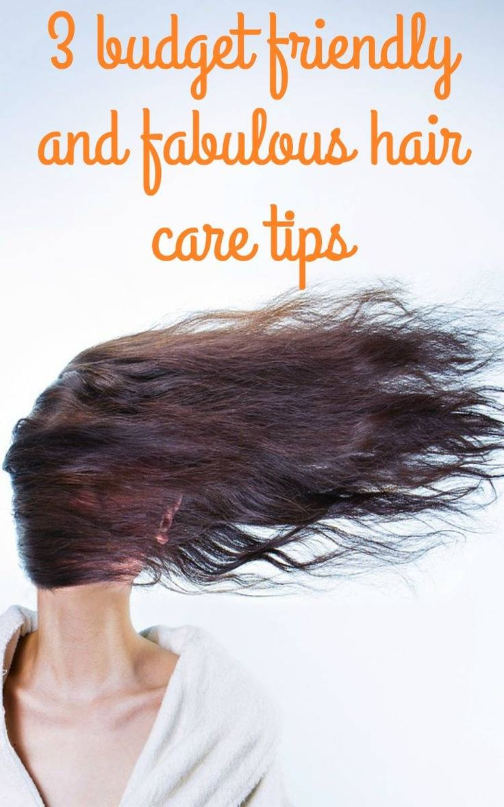 fabulous hair care on a budget. Money saving tips for beautiful hair Save money and still have gorgeous tresses