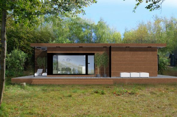 Modern Cottage 02