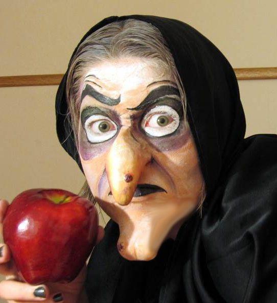 Как сделать макияж Ведьмы в домашних условиях