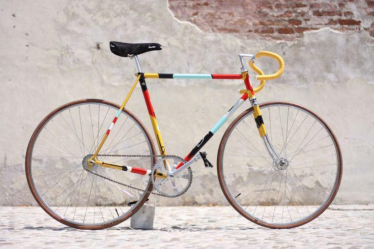Scatto Fisso Forgood 2012: Riccardo Guasco, Riccardoguasco,  All-Terrain Bike,  Off-Road, Scatto Fisso, Mountain Bike, Gears, Bicycle, Biascagn Cic