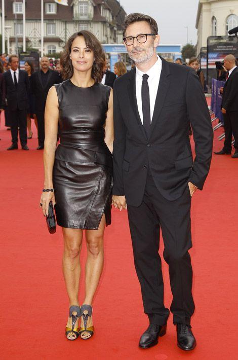 Berenice Bejo & Michel Hazanavicius festival de Deauville septembre.2014