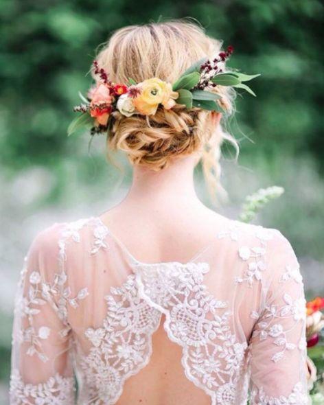 Egal, ob Sie lange oder kurze Haare haben oder irgendwo dazwischen …   – Easy Wedding Beauty
