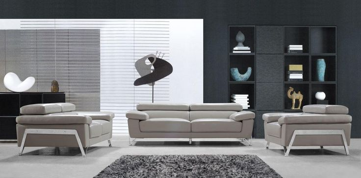 1000 ideas about grey leather sofa on pinterest grey living room furniture leather sofas and - Casa in canapa costo ...
