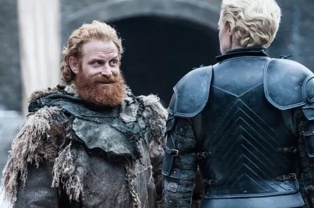 Tormund From Game Of Thrones Posted A Hilarious Video About Brienne