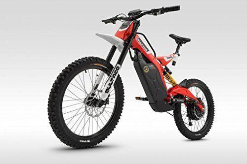 Cicli Ferrareis Vélo électrique VTT, Off Road, 68V 2000W: Attention : ce vélo doit être utilisé sur tout-terrain. Si vous souhaitez…