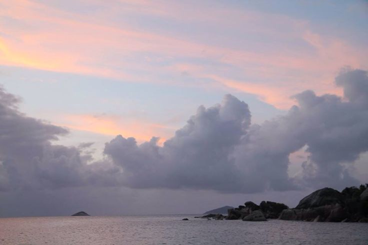 Sailing in the Seychelles  Photographer - Taylor Faure