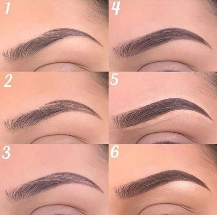 The Trick to Make Eyebrows Without Complicated i 2020 ...