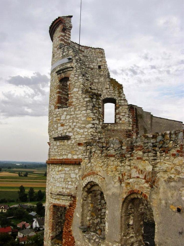Zamek - Janowiec (woj. lubelskie, pow. puławski, gm. Janowiec)