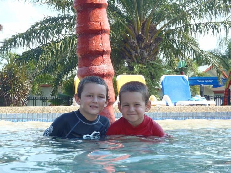 We love the pool!