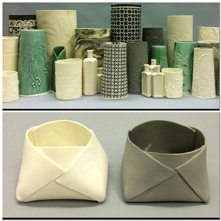 The perfect gift! Porcelain  pieces by the super  talented  Lisa Firer