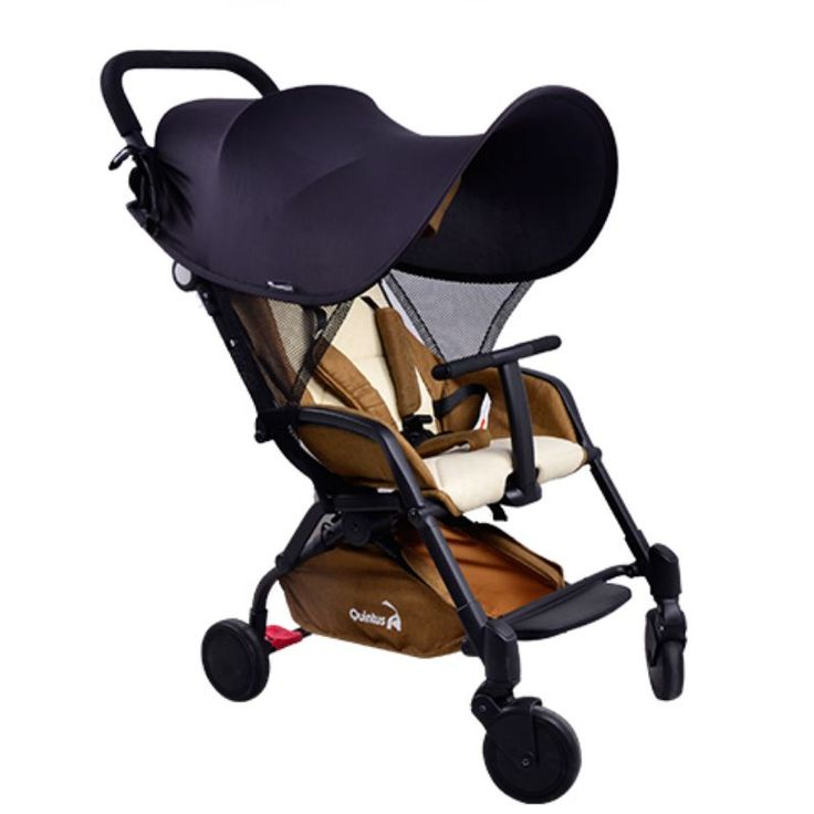 Newest 99% UV UVB Sun Rays Cover Sunshade Maker for Kid Baby Strollers Pram Buggy Pushchair and Car Seats
