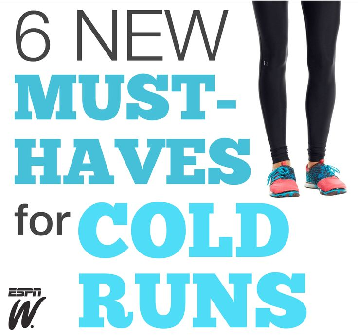 Champions don't slow down in cold weather. They go harder.
