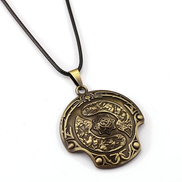 DOTA 2  Aegis of the Immortal Necklace