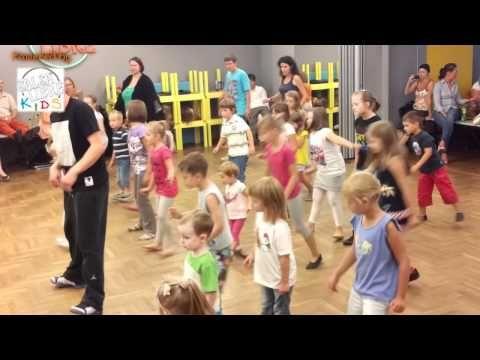 Hip hop dla dzieci - dwie grupy wiekowe! Niedziela, Solec 38, prowadzi Paweł Zając!